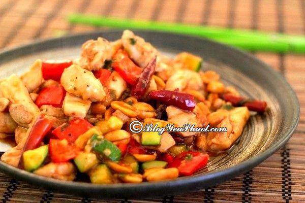 Nên ăn gì khi đi du lịch Quảng Châu? Món ăn ngon giá rẻ cực nổi tiếng ở Quảng Châu