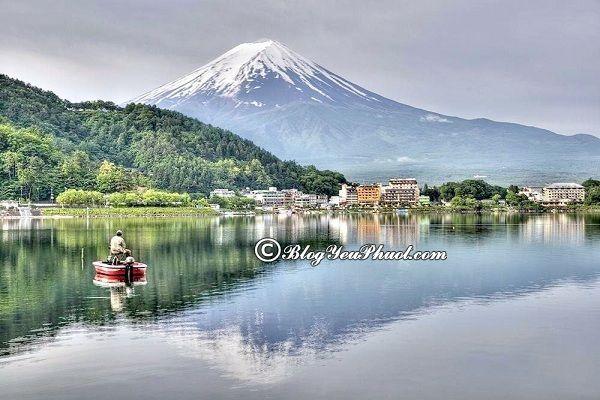 Nên đi đâu chơi khi du lịch Nhật Bản? Địa điểm du lịch nổi tiếng ở Nhật Bản
