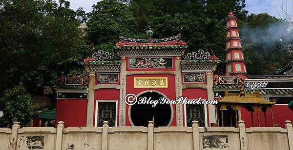 Du lịch Ma Cao nên đi đâu chơi? Địa điểm tham quan, du lịch đẹp ở Ma Cao