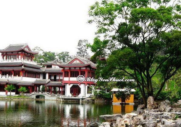 Du lịch Nam Ninh nên đi đâu chơi? Địa điểm tham quan, vui chơi nổi tiếng ở Nam Ninh