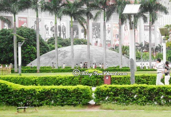 Đi đâu chơi khi du lịch Nam Ninh? Địa điểm tham quan, du lịch đẹp, nổi tiếng ở Nam Ninh