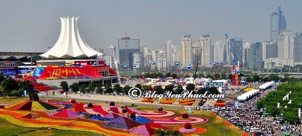 Du lịch Nam Ninh nên đi đâu chơi? Địa điểm du lịch giá rẻ, hấp dẫn ở Nam Ninh
