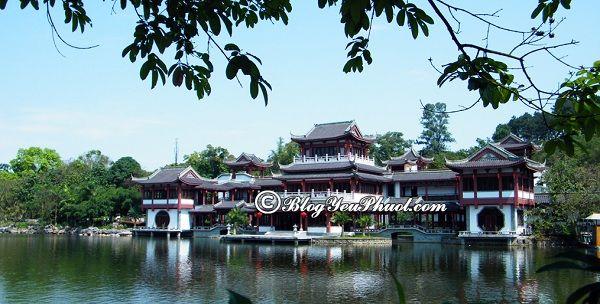 Du lịch Nam Ninh nên đi đâu chơi?