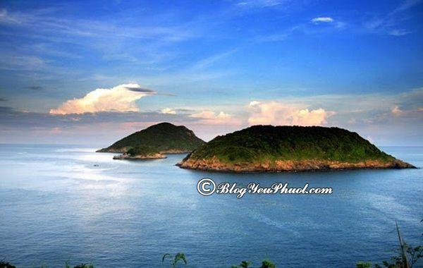 Đi đâu chơi khi du lịch Côn Đảo? Địa điểm du lịch thú vị, hot nhất ở Côn Đảo