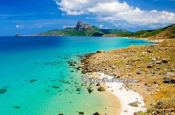 Những điểm đến thú vị tại Côn Đảo: Danh lam thắng cảnh đẹp ở Côn Đảo