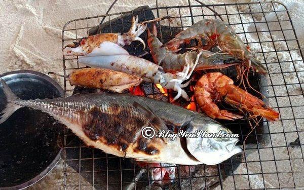 Địa chỉ ăn uống ngon, bổ, rẻ ở Phú Quốc: Quán ăn đặc sản ở Phú Quốc