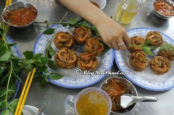 Địa chỉ quán ăn đặc sản ngon ở Cần Thơ: Du lịch Cần Thơ ăn ở đâu ngon, giá rẻ?
