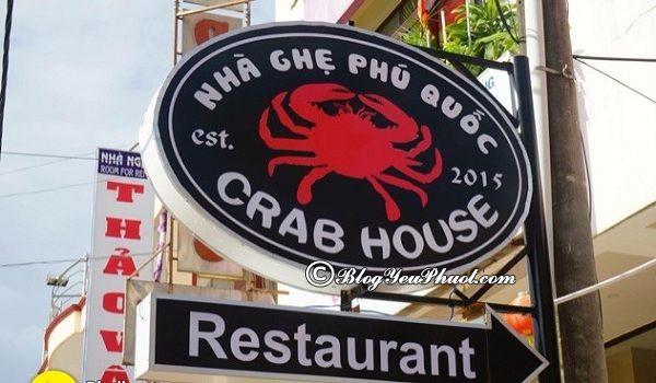 Địa chỉ quán ăn ngon nổi tiếng ở Phú Quốc: Ăn hải sản ở đâu Phú Quốc ngon?
