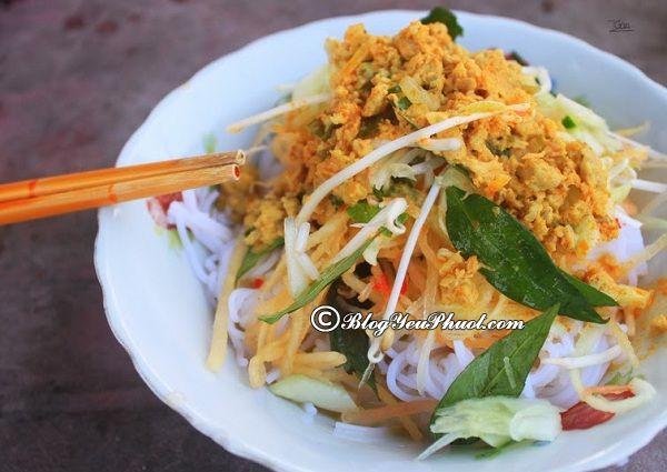 Địa điểm ăn uống ngon, bổ, rẻ ở Phú Quốc: Ăn ở đâu khi đi du lịch Phú Quốc