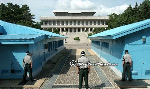 Du lịch Triều Tiên nên đi chơi ở đâu? Địa điểm tham quan nổi tiếng ở Triều Tiên