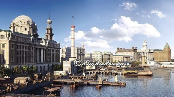 Đi đâu chơi khi du lịch Thượng Hải? Địa điểm du lịch nổi tiếng, độc đáo ở Thượng Hải
