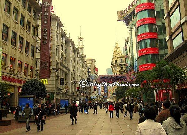 Địa điểm du lịch nổi tiếng ở Thượng Hải: Nơi tham quan, vui chơi hấp dẫn, thú vị ở Thượng Hải