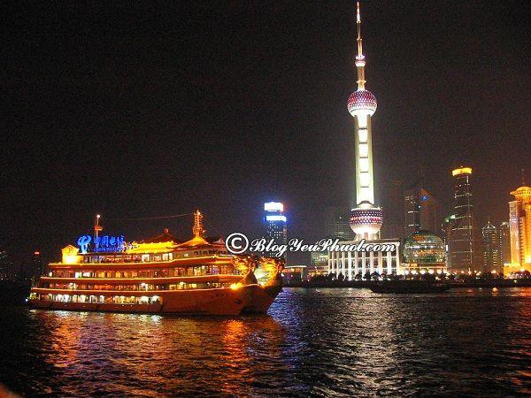 Nên đi đâu chơi khi du lịch Thượng Hải? Địa điểm tham quan, vui chơi, ngắm cảnh, chụp ảnh cực đẹp ở Thượng Hải