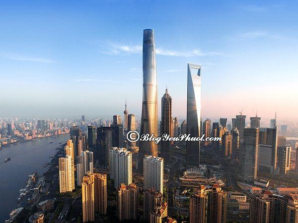 Du lịch Thượng Hải nên đi đâu chơi? Địa điểm tham quan, vui chơi hấp dẫn ở Thượng Hải