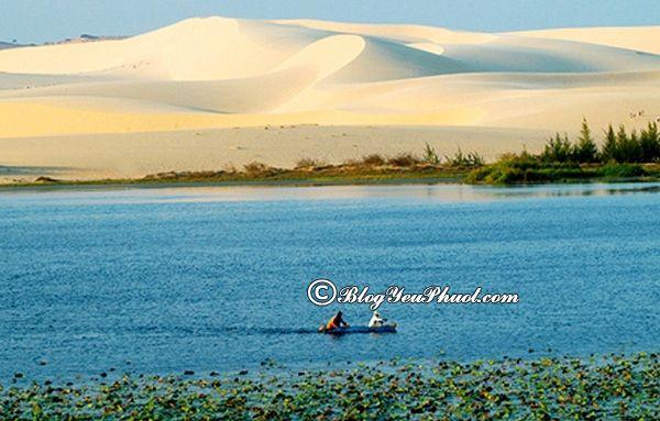 Hướng dẫn đi phượt Bình Thuận vui vẻ, giá rẻ: Nơi tham quan, ngắm cảnh, chụp ảnh đẹp ở Bình Thuận
