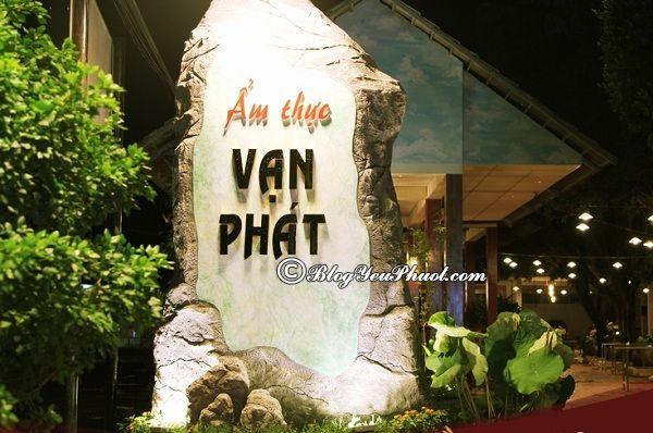 Kinh nghiệm ăn uống khi đi du lịch Cần Thơ: Địa chỉ nhà hàng, quán ăn ngon nổi tiếng ở Cần Thơ