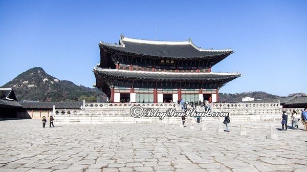 Du lịch Hàn Quốc nên đi đâu chơi? Địa điẻm du lịch hot nhất Hàn Quốc hiện nay