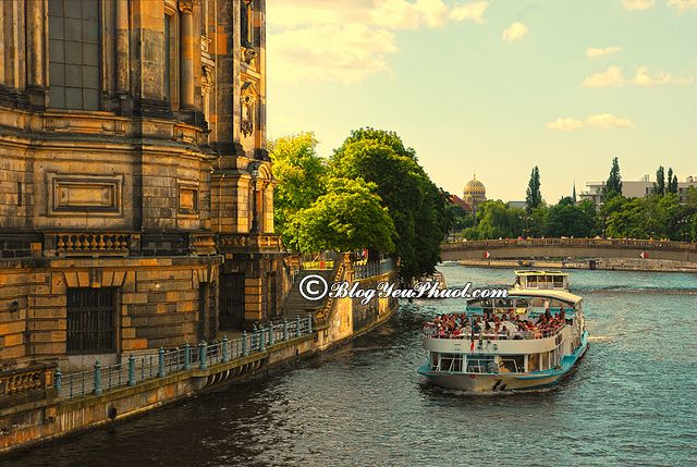 Đi lại ở Berlin bằng phương tiện gì? Du lịch Berlin đi chơi ở đâu đẹp, nổi tiếng?