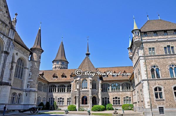 Du lịch Zurich khám phá lịch sử ở Bảo tàng quốc gia Thụy Sĩ: Địa điểm ngắm cảnh, chụp ảnh đẹp nên tới khi đi du lịch Zurich