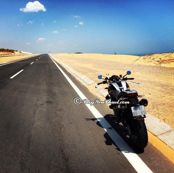 Kinh nghiệm du lịch Bàu Trắng- phương tiện di chuyển, hướng dẫn đường đi phượt Bàu Trắng nhanh nhất