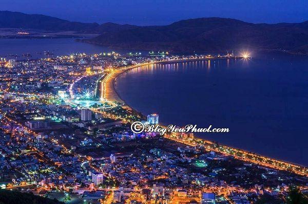Hướng dẫn đi du lịch Bình Định: Những điểm đến ưa thích tại Bình Định: Danh lam thắng cảnh nổi tiếng đẹp nhất Bình Định