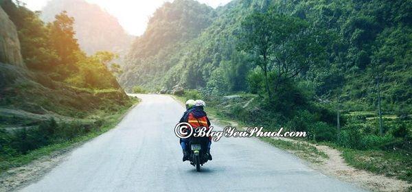 Phương tiện di chuyển đến Côn Sơn- Kiếp Bạc: Hướng dẫn đường đi phượt Côn Sơn Kiếp Bạc