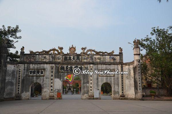 Du lịch Côn Sơn- Kiếp Bạc nên đi đâu chơi? Địa điểm tham quan hấp dẫn ở Côn Sơn Kiếp Bạc