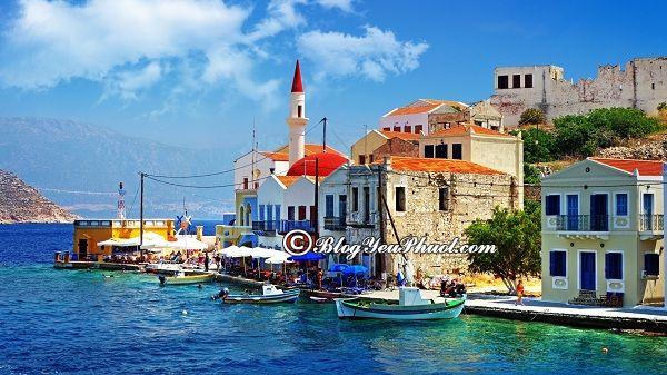 Kinh nghiệm du lịch Athens, Hy Lạp - nên du lịch Athens, Hy Lạp vào thời điểm nào?