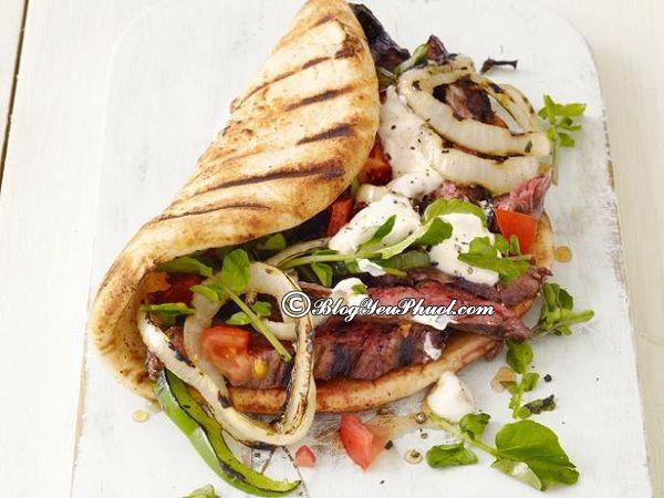 Ăn gì khi du lịch Hy Lạp? Món ăn ngon đặc sản nổi tiếng ở Athens, Hy Lạp
