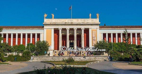Kinh nghiệm du lịch Athens, Hy Lạp tự túc: Du lịch Athens nên đi đâu chơi?