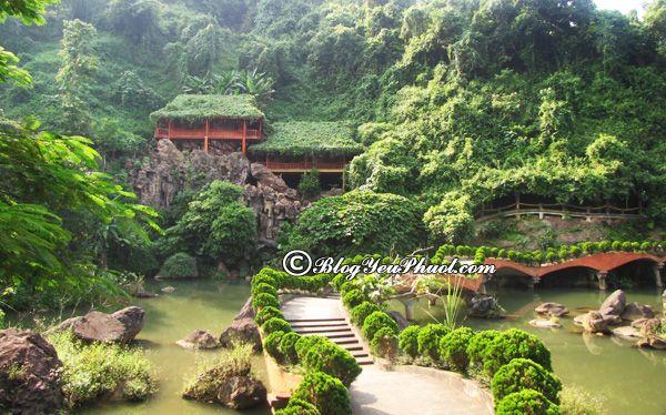 Kinh nghiệm du lịch Thiên Sơn Suối Ngà- Ở đâu? Danh lam thắng cảnh đẹp ở Thiên Sơn Suối Ngà