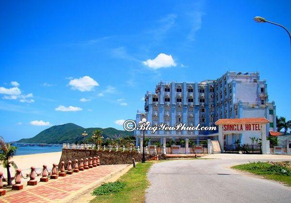 Ở đâu khi du lịch Thiên Cầm? Khách sạn ở biển Thiên Cầm đẹp, tiện nghi, giá tốt