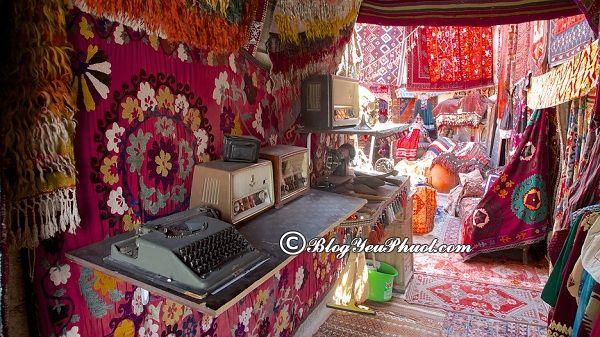Kinh nghiệm du lịch Cappadocia tiết kiệm nhất: Lưu ý khi du lịch Cappadocia an toàn, thuận lợi