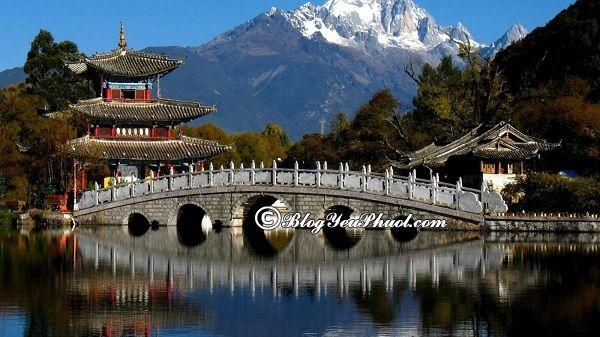 Kinh nghiệm du lịch Côn Minh