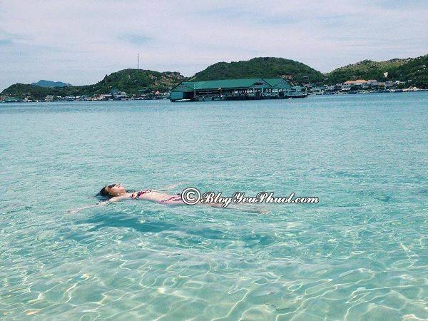 Kinh nghiệm du lịch đảo Bình Lập- chơi gì khi du lịch Bình Lập? Địa điểm tham quan, ngắm cảnh, chụp ảnh đẹp ở đảo Bình Lập