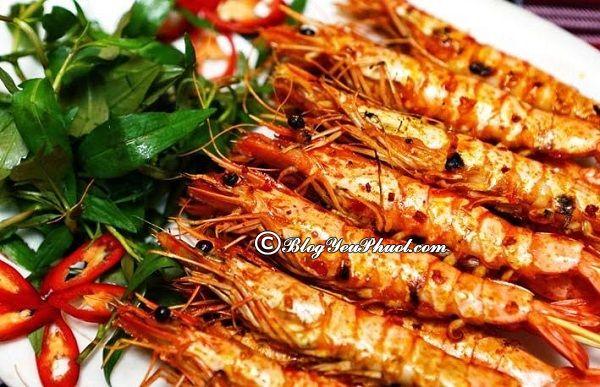 Ăn gì khi du lịch đảo Bình Lập? Món ăn ngon đặc sản nổi tiếng ở đảo Bình Lập