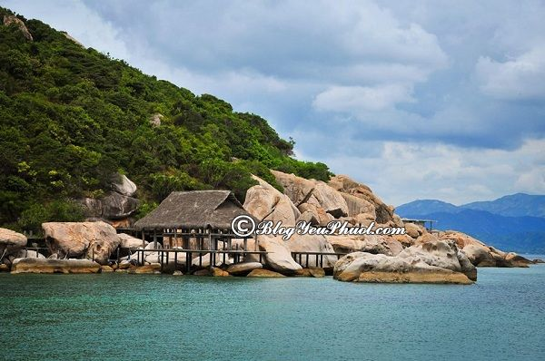 Kinh nghiệm du lịch đảo Bình Lập