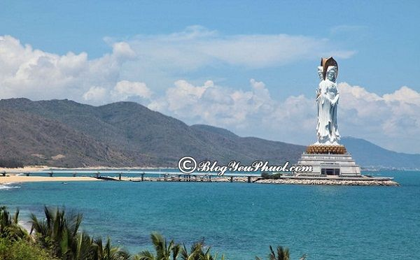 Kinh nghiệm du lịch đảo Hải Nam - Nên đi du lịch Đảo hải Nam vào thời gian nào?