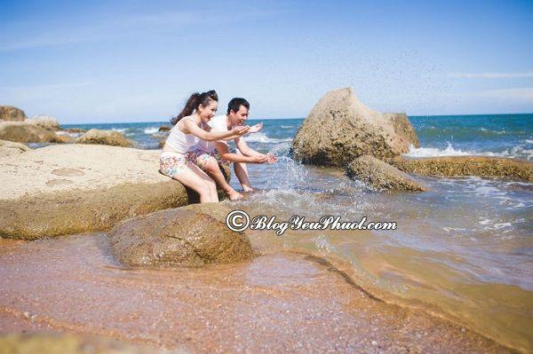 Kinh nghiệm du lịch Hồ Tràm- thời điểm đẹp nhất đi tham quan Hồ Tràm