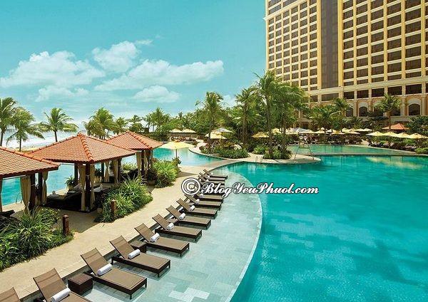 Ở đâu khi du lịch Hồ Tràm? Khách sạn ở Hồ Tràm đẹp, tiện nghi, sạch sẽ