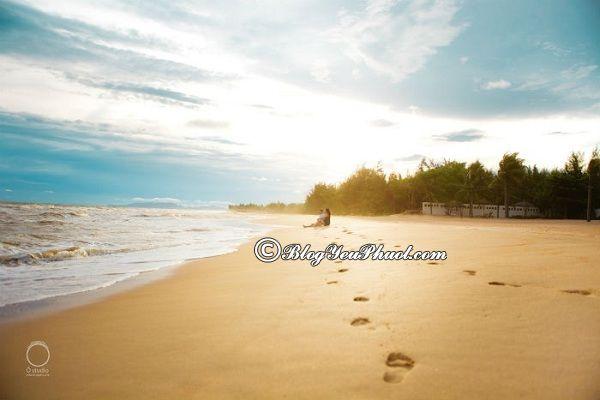 Chơi ở đâu khi du lịch Hồ Tràm? Địa điểm tham quan, ngắm cảnh, chụp ảnh đẹp ở Hồ Tràm