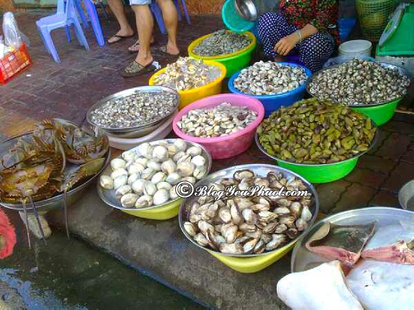 Ăn gì khi du lịch Hồ Tràm? Món ăn ngon đặc sản nổi tiếng ở Hồ Tràm