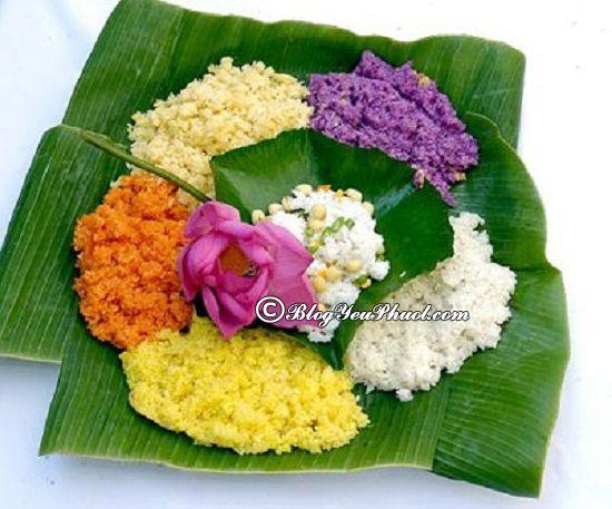 Du lịch Mộc Châu mùa hoa cải nên ăn đặc sản gì? Kinh nghiệm phượt Mộc Châu mùa hoa cải