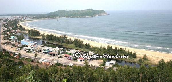 Kinh nghiệm du lịch Sa Huỳnh- Quảng Ngãi