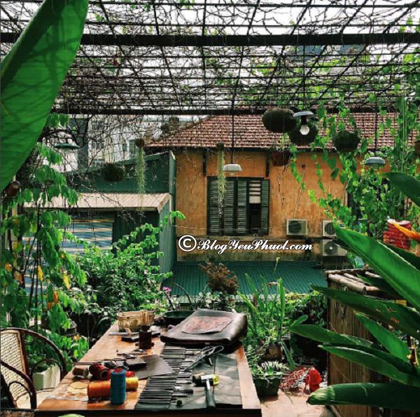 Kinh nghiệm chọn homestay đẹp, rẻ ở Hà Nội: Tư vấn lựa chọn homestay ở Hà Nội vừa tiện nghi vừa thân thiện