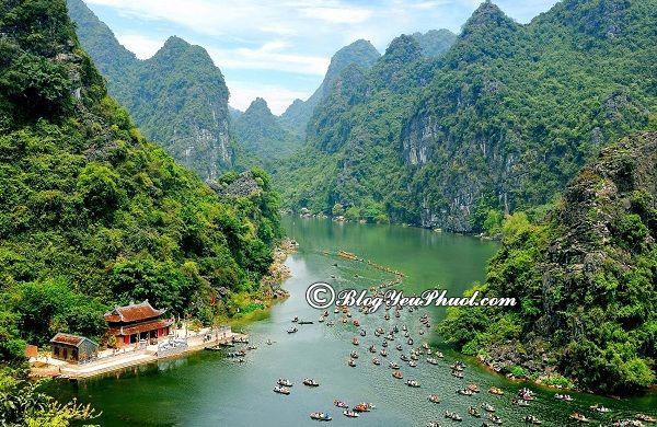 Nên đi đâu chơi khi du lịch Ninh Bình?