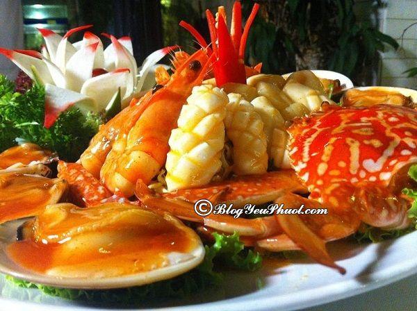 Những nhà hàng hải sản ngon nổi tiếng nhất ở Hà Nội: Địa chỉ ăn hải sản ngon, bổ, rẻ ở Hà Nội
