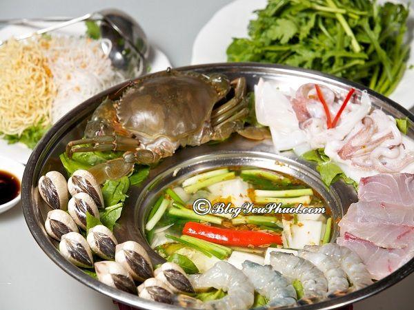 Những nhà hàng hải sản ngon nổi tiếng nhất ở Hà Nội: Quán hải sản nào ở Hà Nội ngon, giá bình dân?