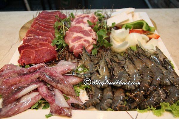 Những nhà hàng hải sản ngon nổi tiếng nhất ở Hà Nội: Ăn hải sản ở đâu Hà Nội ngon, bổ, rẻ?