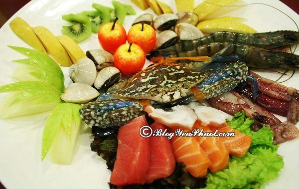 Những nhà hàng hải sản ngon nổi tiếng nhất ở Hà Nội: Hà Nội có nhà hàng hải sản nào tươi ngon, chất lượng tốt?